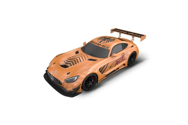 Teknotoys Mercedes-Benz AMG GT3 orange Slot-Car 1:43