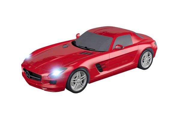 Teknotoys Mercedes-Benz SLS rot Slot-Car 1:43