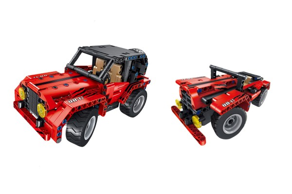 Teknotoys Active Bricks RC 2in1 Offroad-Cars
