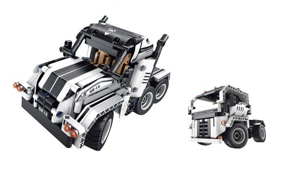 Teknotoys Active Bricks RC 2in1 Trucks