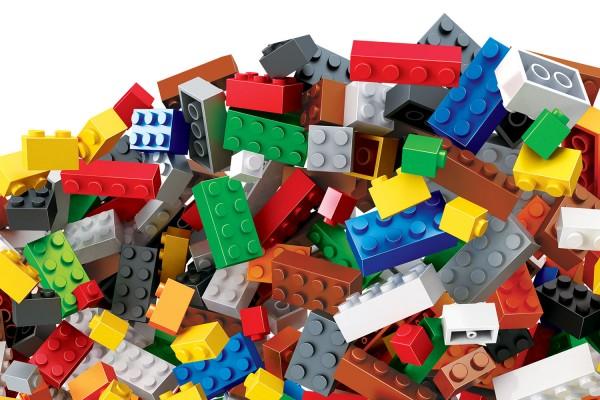 Teknotoys Blocks Bausteine-Set mit 990 Teilen