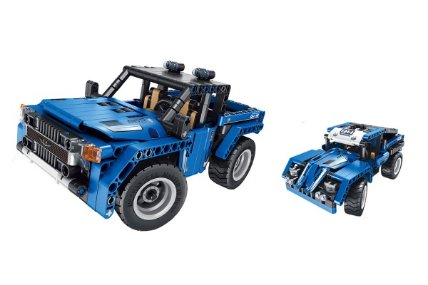Teknotoys Active Bricks RC 2in1 Pickup Trucks