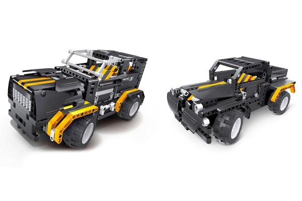 Teknotoys Active Bricks RC 2in1 SUV & Pick Up Truck